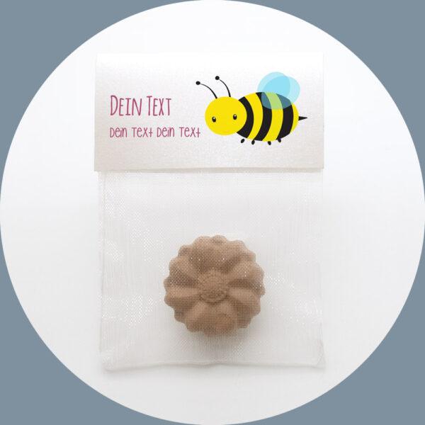 Seedbomb Kindergeburtstag personalisiert